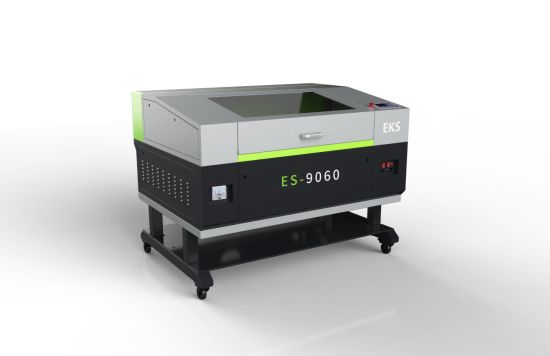 Automatic Stable Laser Cutting Machine Es-9060 pictures & photos