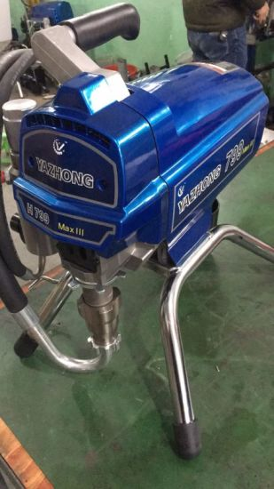 3.5L Electric Piston Airless Painting Machine/Equipment