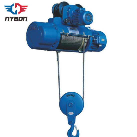 Electric Wire Rope Hoist 3ton for Crane pictures & photos