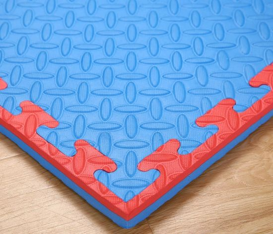 Floor Exercise Gym Mat Tatami Karate Puzzle Mat EVA Foam Mat