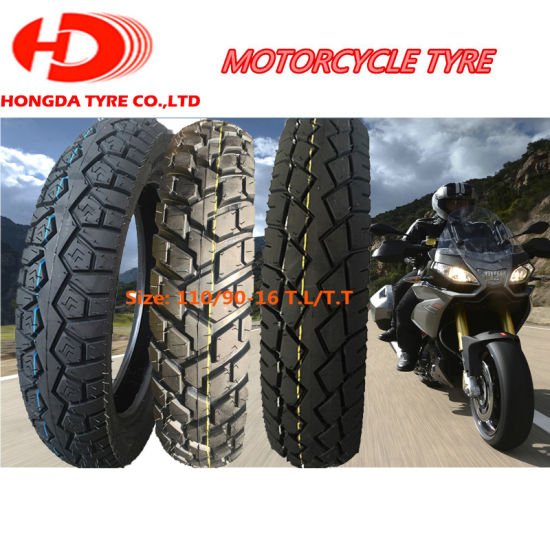 High Quality Motorcycle Parts, Motorcycle Tyre and Tube 110/90-16, 110/60-17, 110/70-17, 90/90-17, 140/70-17, 150/70-17, 100/80-17