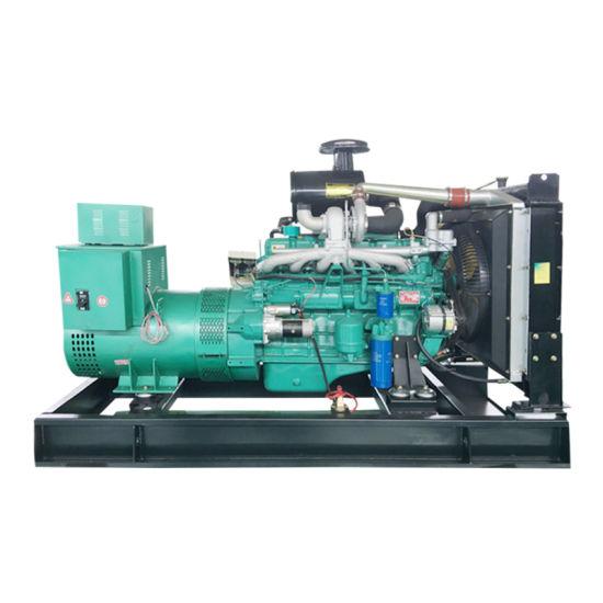 Wholesale 50Hz 1500rpm 150kw Diesel Generator Set