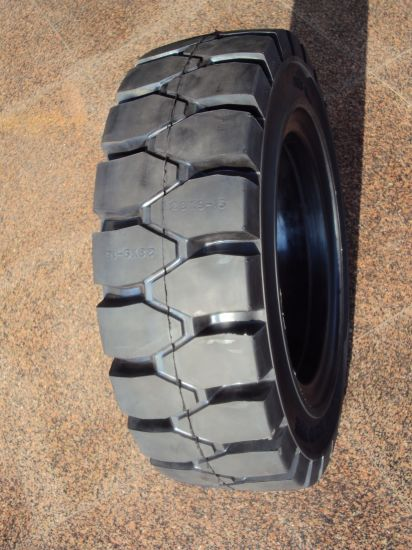 Industrial Tire, Forklift Solid Tyre With 28*9-15