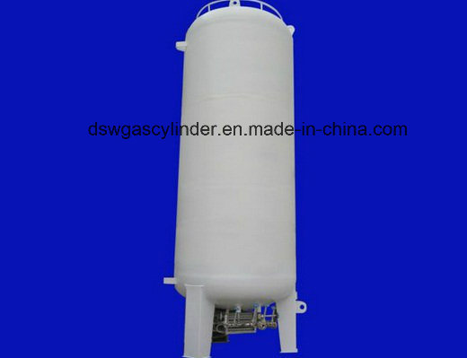 99.999%N2o Tank for Chemical Industry