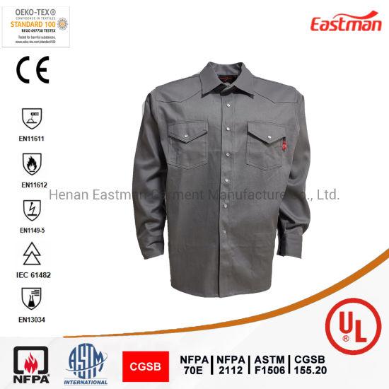 Wholesale UL Can Cgsb 155.20 HRC2 Fr Shirt