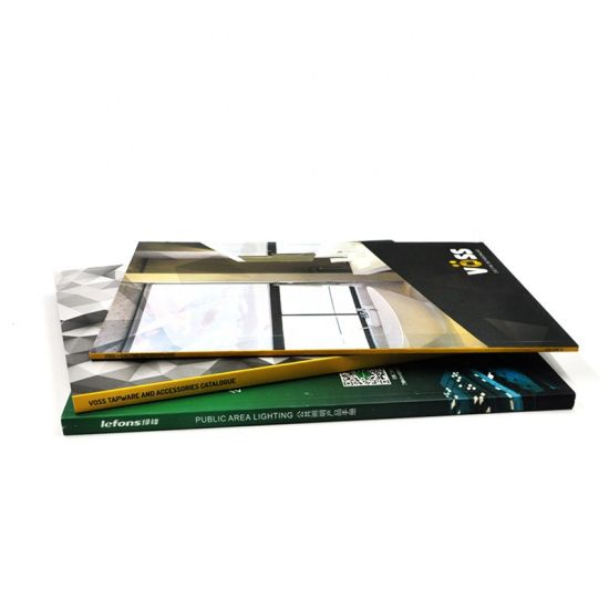 High Quality Custom Softcover Brochure Book Printing pictures & photos