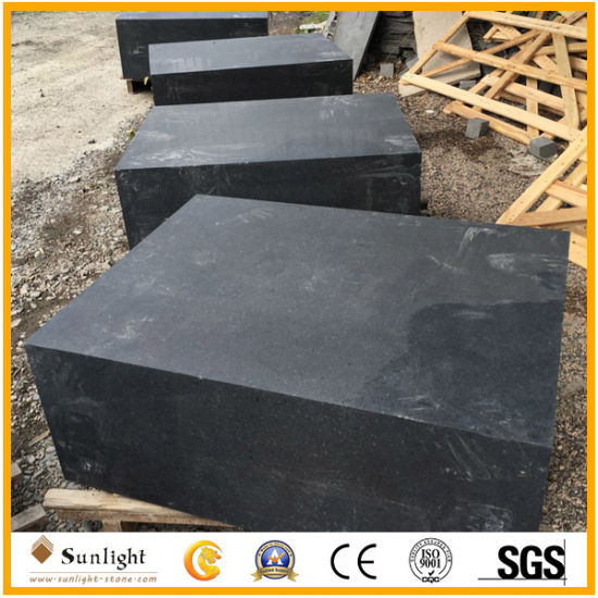 Matt/Honed G684 Black Paving Stone/Basalt/Granite pictures & photos