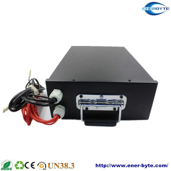 Electric Motorcycle Battery/Lithium/Li-ion/LiFePO4 Battery Pack 60V 32ah for E-Motorcycle