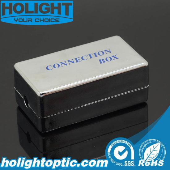Fiber Optic Manufacturer Cat. 6 Computer Cable Connection Box