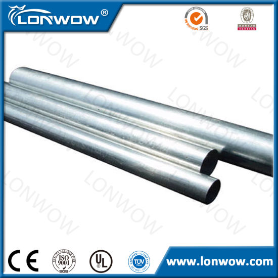 High Quality EMT Electrical Conduit Pipe pictures & photos