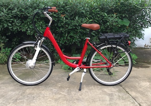 36V Aluminum Frame Electric Bike pictures & photos