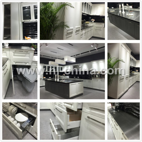 Stainless Steel Modular Kitchen Cabinets: China N&L Stainless Steel Modular Kitchen Portable Outdoor