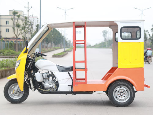 2015 Hot Selling Motor Tricycle Three Wheel Motorcycle pictures & photos
