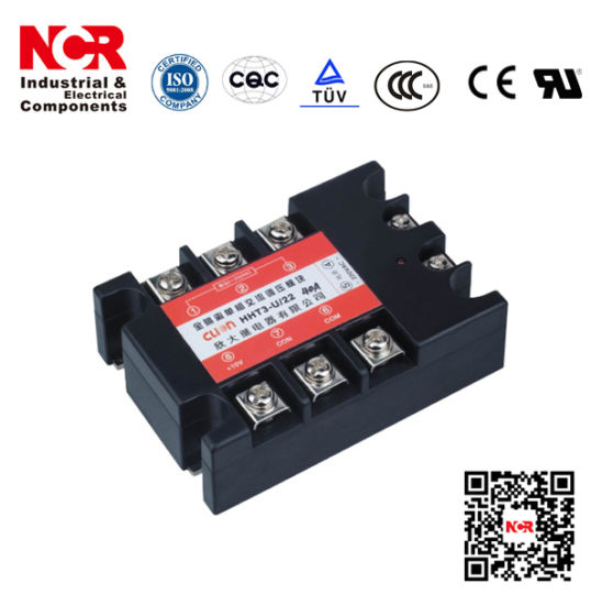 china 10a solid state relay 1 phase module ssr (hht3 u 22 10 100aRelay Electrical For U #13