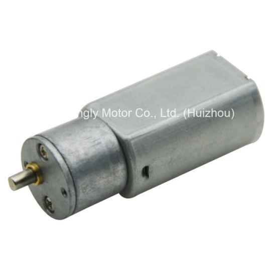 [Hot Item] 12volt Brushed High Speed Micro Flat DC Gear Motor