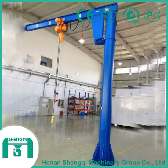 Rotating 360 Jib Crane Degree for Workshop pictures & photos