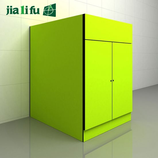 Jialifu 2 Door European Wholesale Furniture HPL Locker pictures & photos