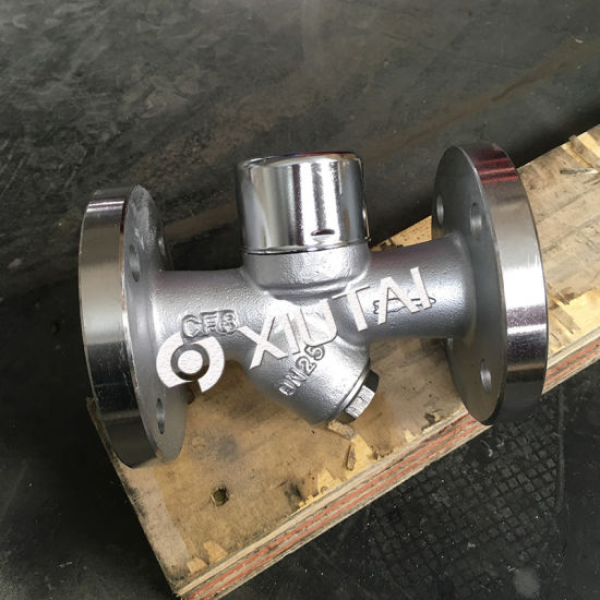 Stainless Steel Flanged Thermodynamic Steam Trap (Y-type) pictures & photos