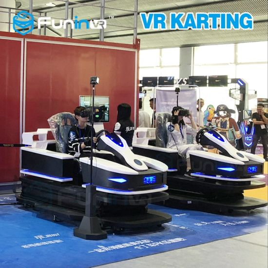 b892463fc02 New Vr Racing Simulator with HTC Vive Helmet Hot Vr Karting Arcade Game  Equipment pictures