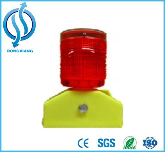 Road Barricade Light LED Warning Light for Traffic Cone pictures & photos