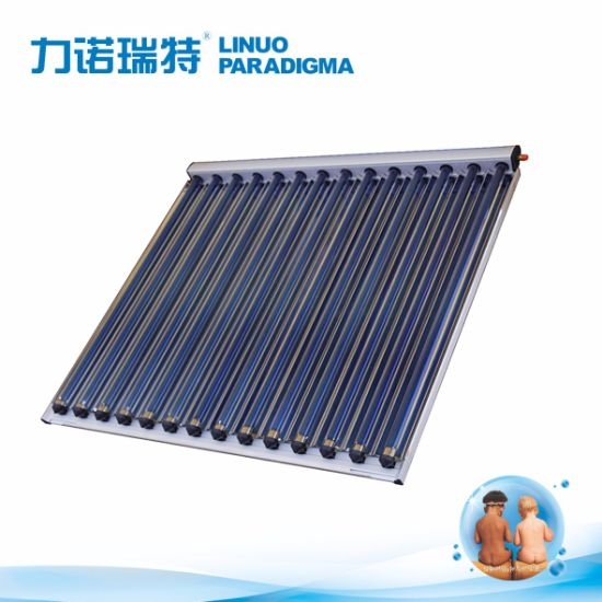 OEM Large Scale Project CPC Vacuum Tube Solar Collector XL Series with Large Aperture Area