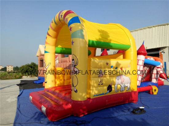 China Inflatable Mini Bounce House Game For Kids High Quality Safe