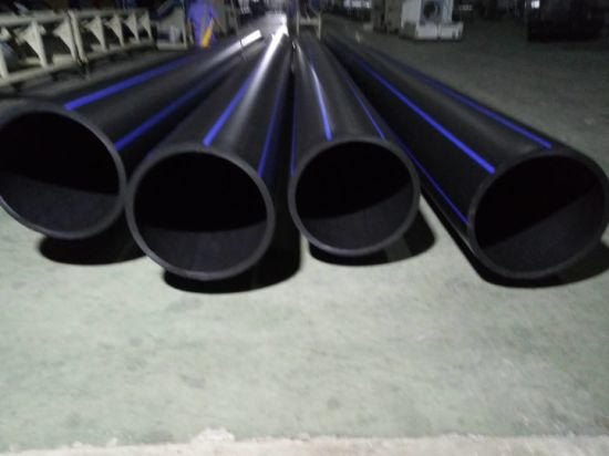 High Quality PE Pipe and Floaters for Drainage pictures & photos