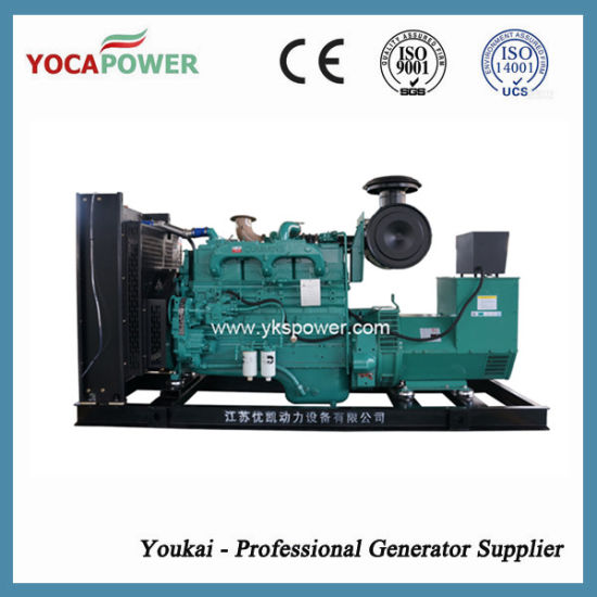 Cummins Engine 220kw/275kVA Power Diesel Generator Set pictures & photos