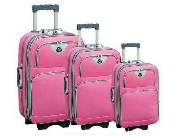 f5dfda670 China Wholesale EVA Trolley Luggage Suitcase - China Luggage ...