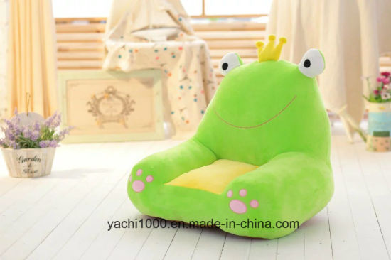 Plush Animal Home Furniture Cozy Leisure Children Sofa