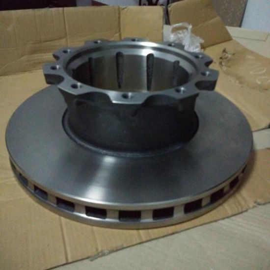 Auto Spare Part Brake Disc for Truck BPW Series