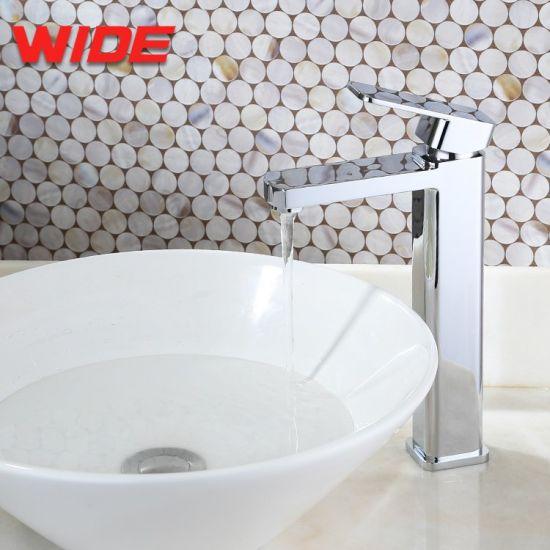 Elegant Design Wash Basin Taps Luxury Plumbing Faucet Parts