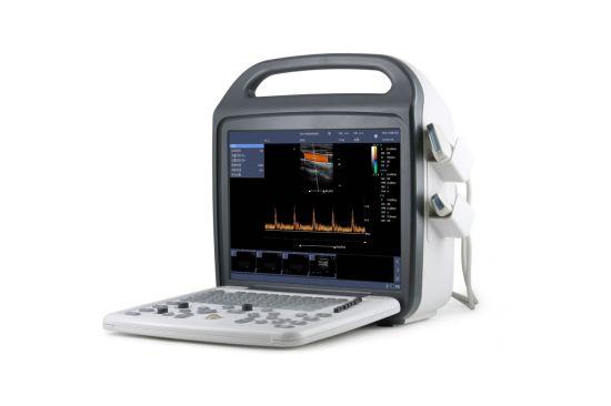 Veterinary Color Doppler Ultrasound Scanner for Pet Clinics