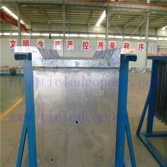 China Lead Anode Plate for Manganese Electrowinning