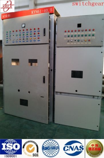 Zn85-40.5 High Voltage Vacuum Circuit Breaker pictures & photos