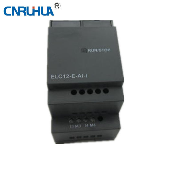 China Elc-12AC-R PLC with High Speed Counter - China Delta