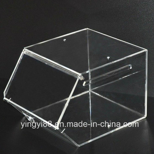Top Selling Acrylic Candy Dispenser Box with SGS Certificates pictures & photos