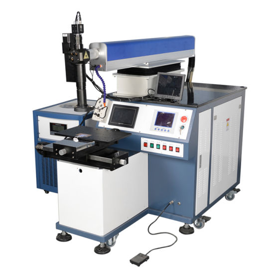 400W High Precision Automatic Laser Welding Machine with 4 Axis (NL-4W400) pictures & photos