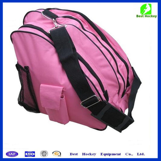 China Ice Skating Bags with Two Large Compartments - China Hockey ... 4761ebab5682