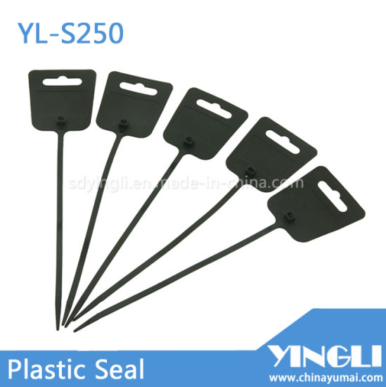 Big Label Plastic Seals (YL-S250) pictures & photos