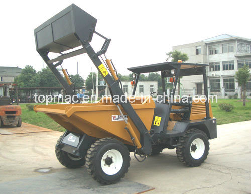 3 Ton Self Loading Site Dumper for Africa pictures & photos