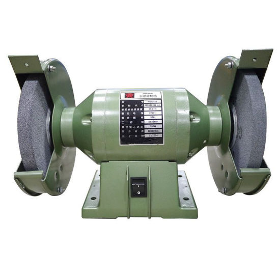 China Power Tool 550w Bench Grinder China Bench Grinder 500w Electric Bench Grinder