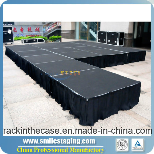 Wholesale Mobile Stage with Industrial Platform for Event Stage System pictures & photos