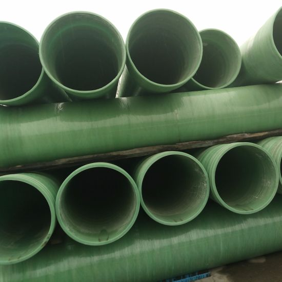 High Pressure Gre Well Pipe Rtrp Liquid Supply Pipe Prices pictures & photos