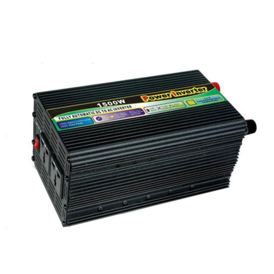 1500W DC 12V/24V to AC 110V/220V/240V Modified Sinve Wave Inverter, Frequency Inverters pictures & photos