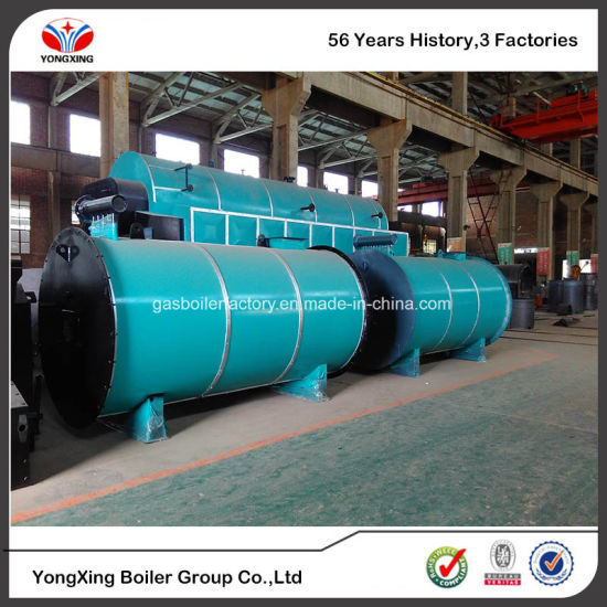 China Horizontal Assembled Oil Gas Fired Thermal Oil Boiler/Diesel ...
