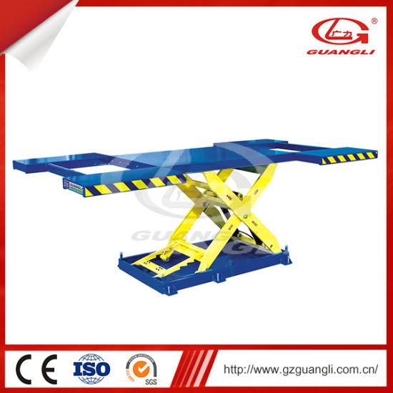 Gl1002 Guangli Factory Directly Supply Auto Scissor Car Lift