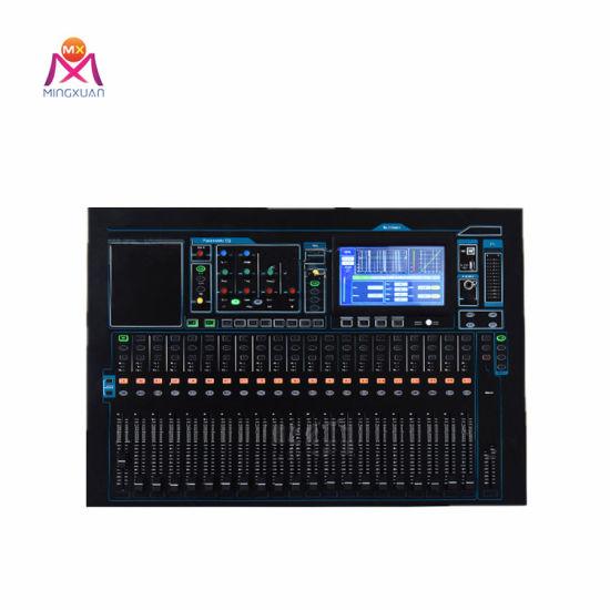 Digital DJ Audio Mixer 32channels Professional Console