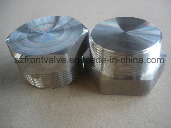Forged Steel High Pressure Threaded/Socket Weld Hexagonal Plug