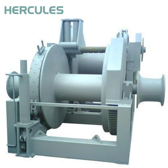Jm Type Slow Speed Electric Cable Winch pictures & photos